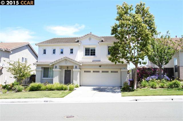 806 Meadow View Dr, Richmond, California 94806
