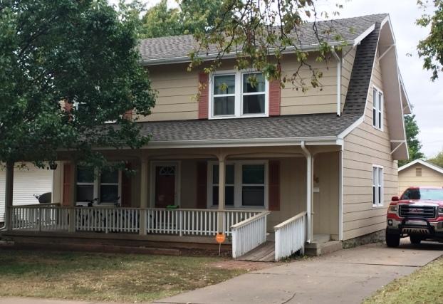 516 South 8th, Ponca City, Oklahoma 74601