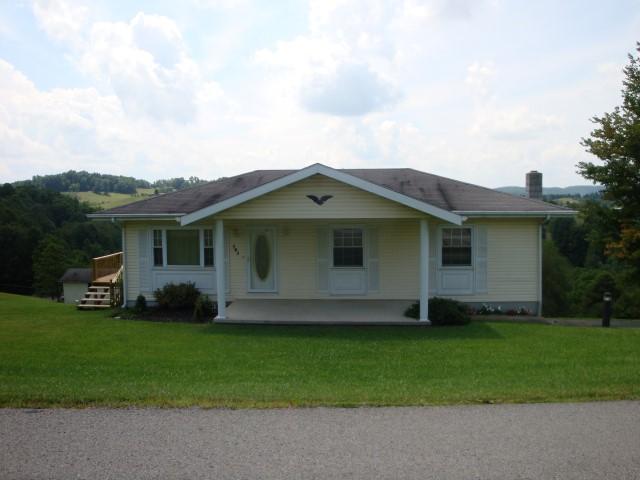 2789 Bailey Ridge Rd, Buckhannon, West Virginia 26201