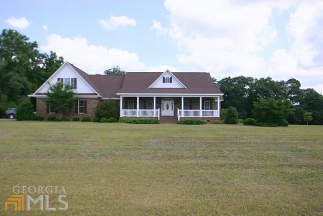 111 Benjamin Rd., Claxton, Georgia 30417