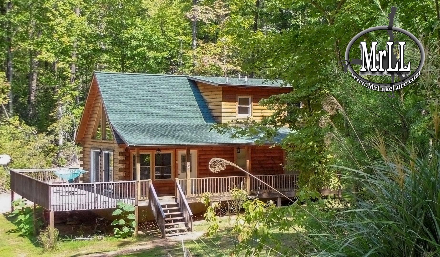 205 Bald Hill Court, Lake Lure, North Carolina 28746