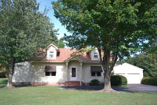 299 Fleeton Road, Reedville, Virginia 22539