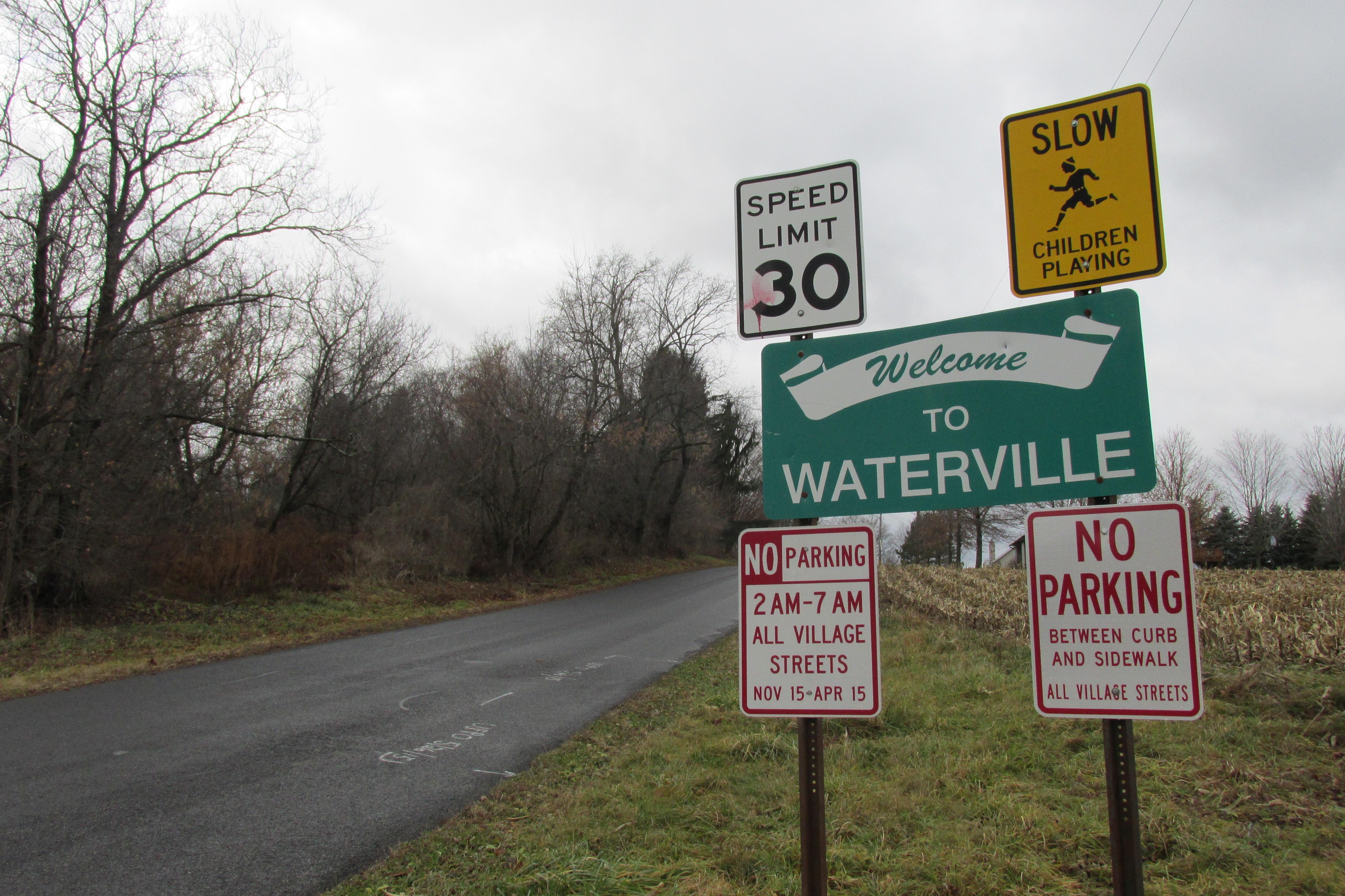 White St, Waterville, New York 13480