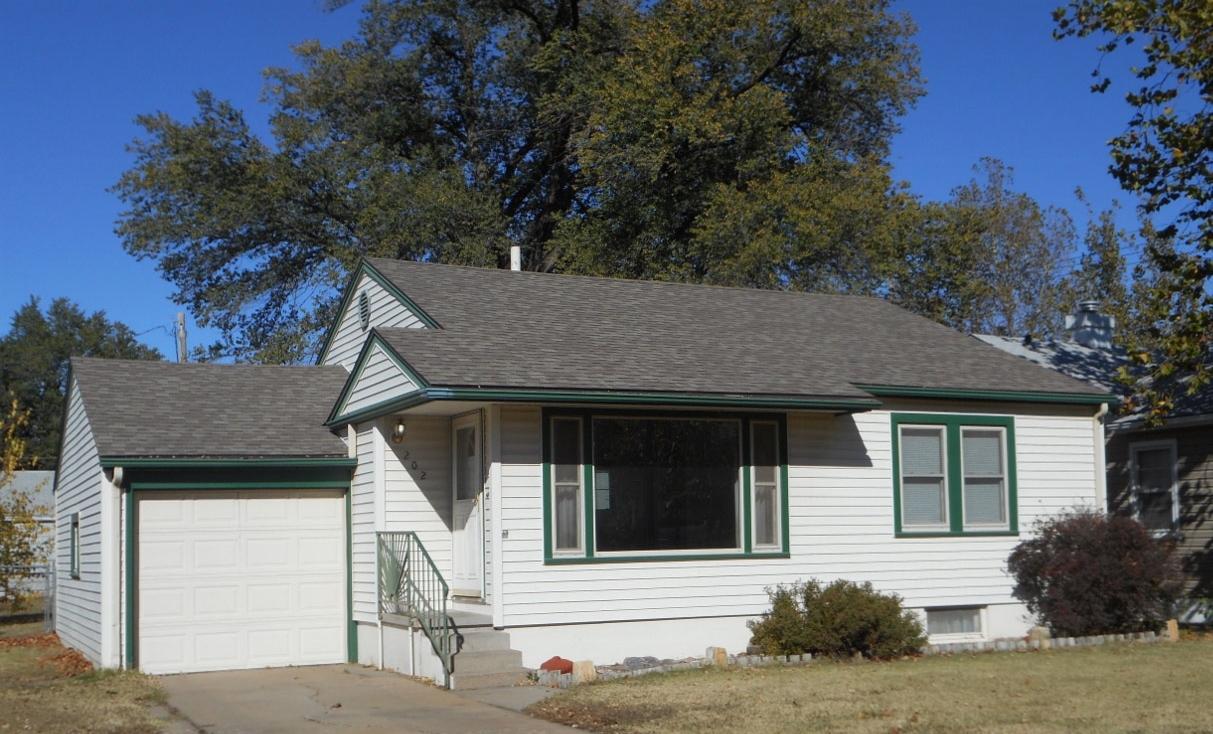 202 W 25th Ave, Hutchinson, Kansas 67502