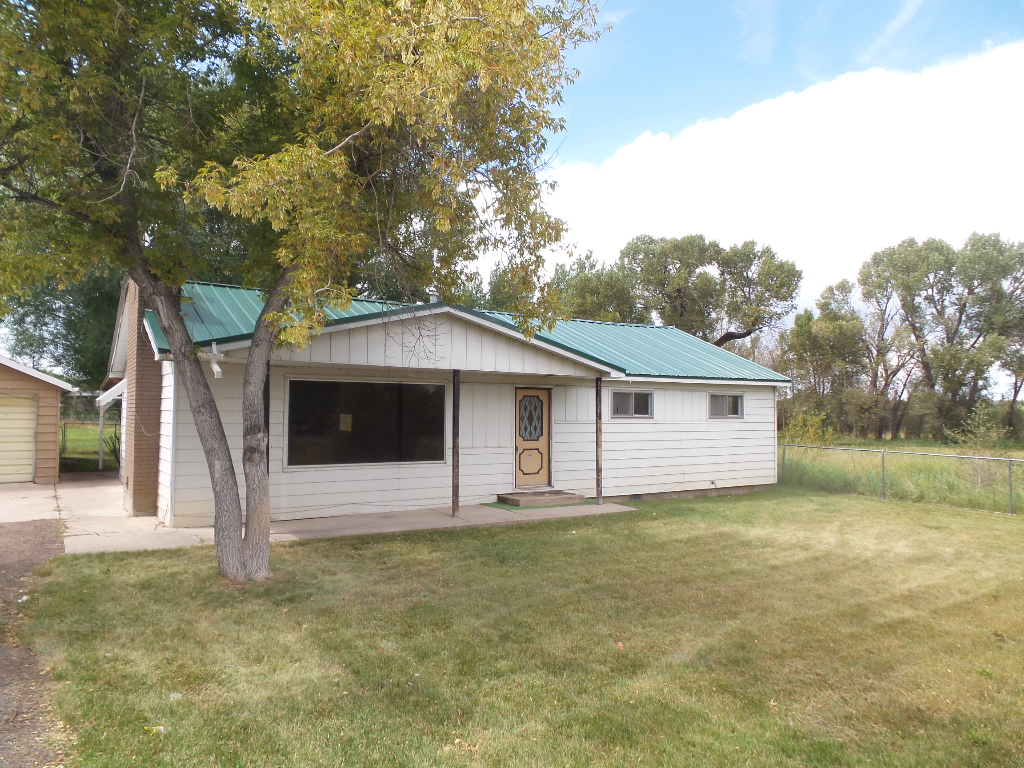 3493 County Road 219, Fort Bridger, Wyoming 82933