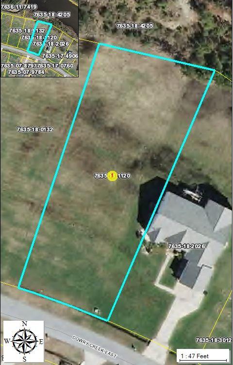 Lot 81 Dowry Creek East, Belhaven, North Carolina 27810