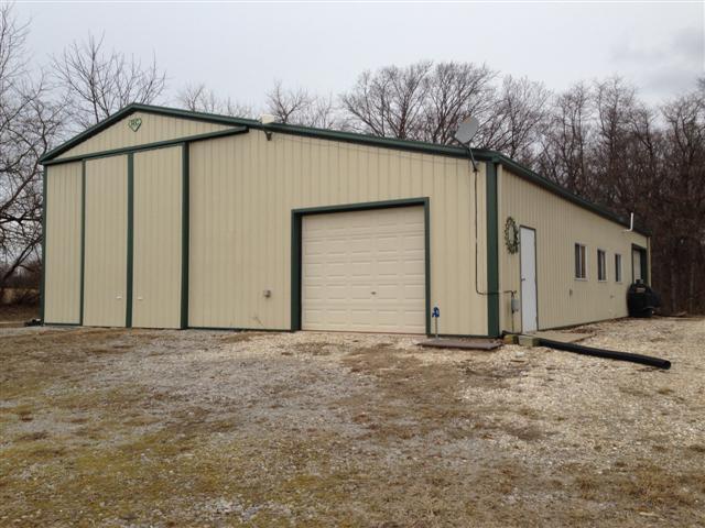 15360 OTTERVILLE ROAD, Grafton, Illinois 62037