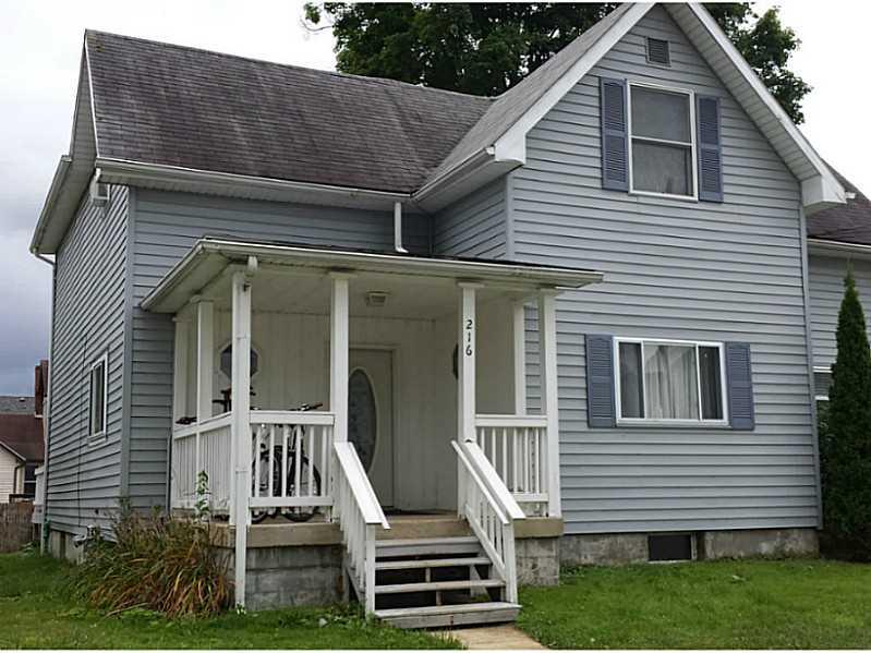 216 Conneaut St, Linesville, Pennsylvania 16424