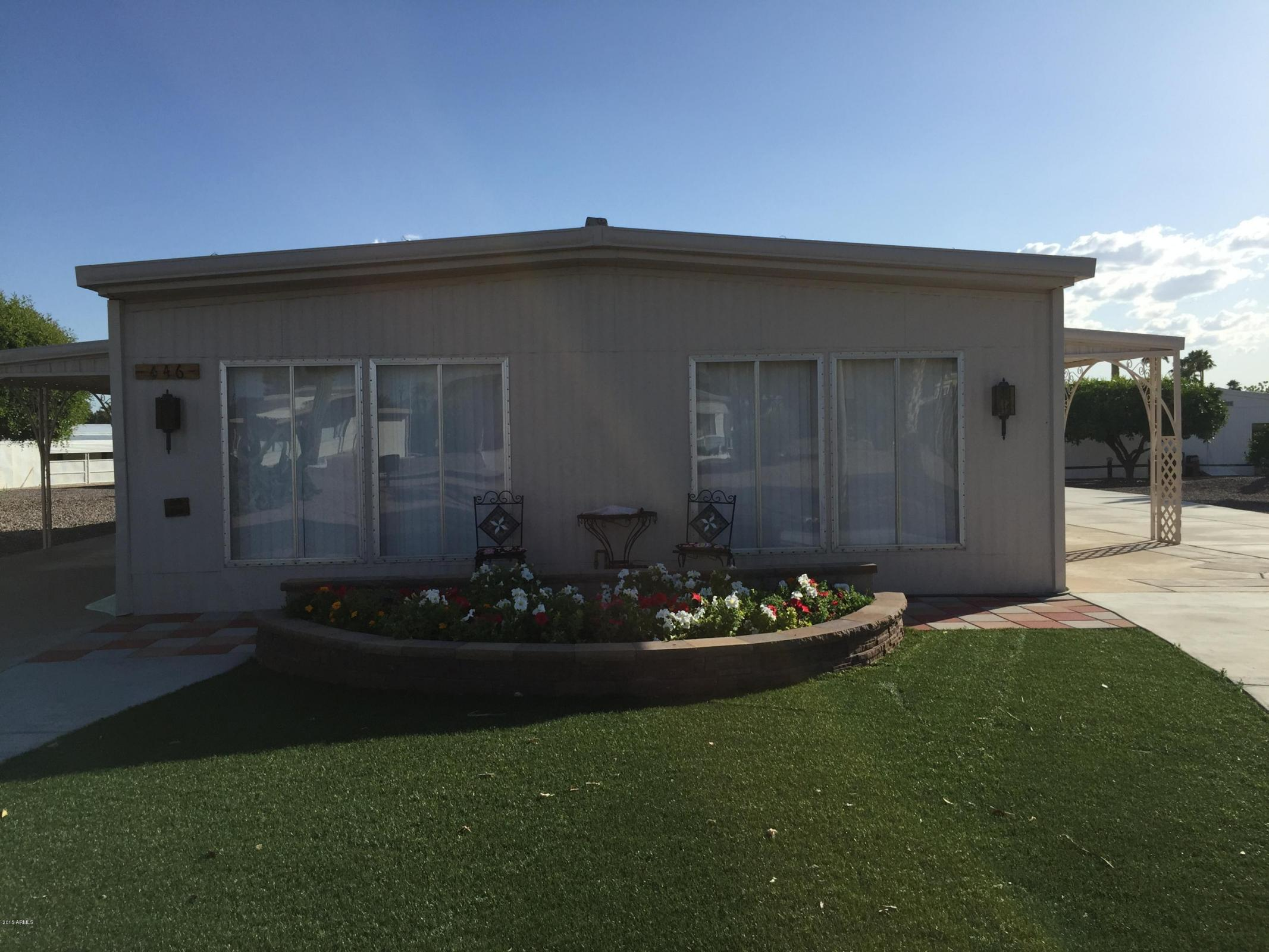 446 S. 82nd Place, Mesa, Arizona 85208