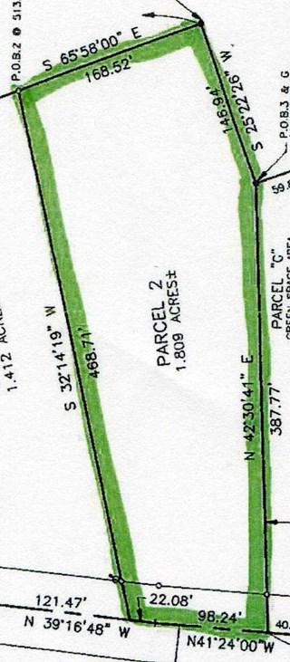 N. OTTER CREEK ROAD, Lasalle, Michigan 48145