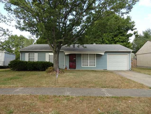 5425 Chisolm Trail, Indianapolis, Indiana 46237
