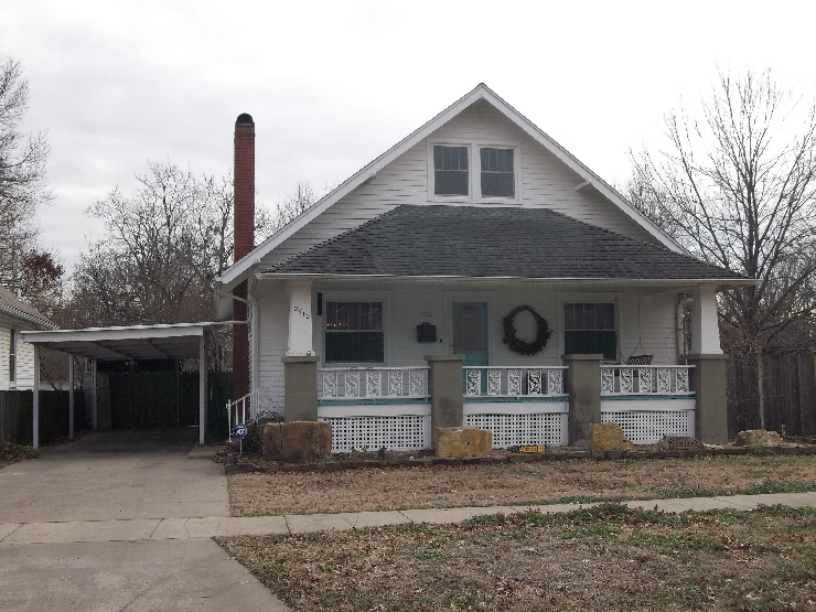 2510 Corning Avenue, Parsons, Kansas 67357