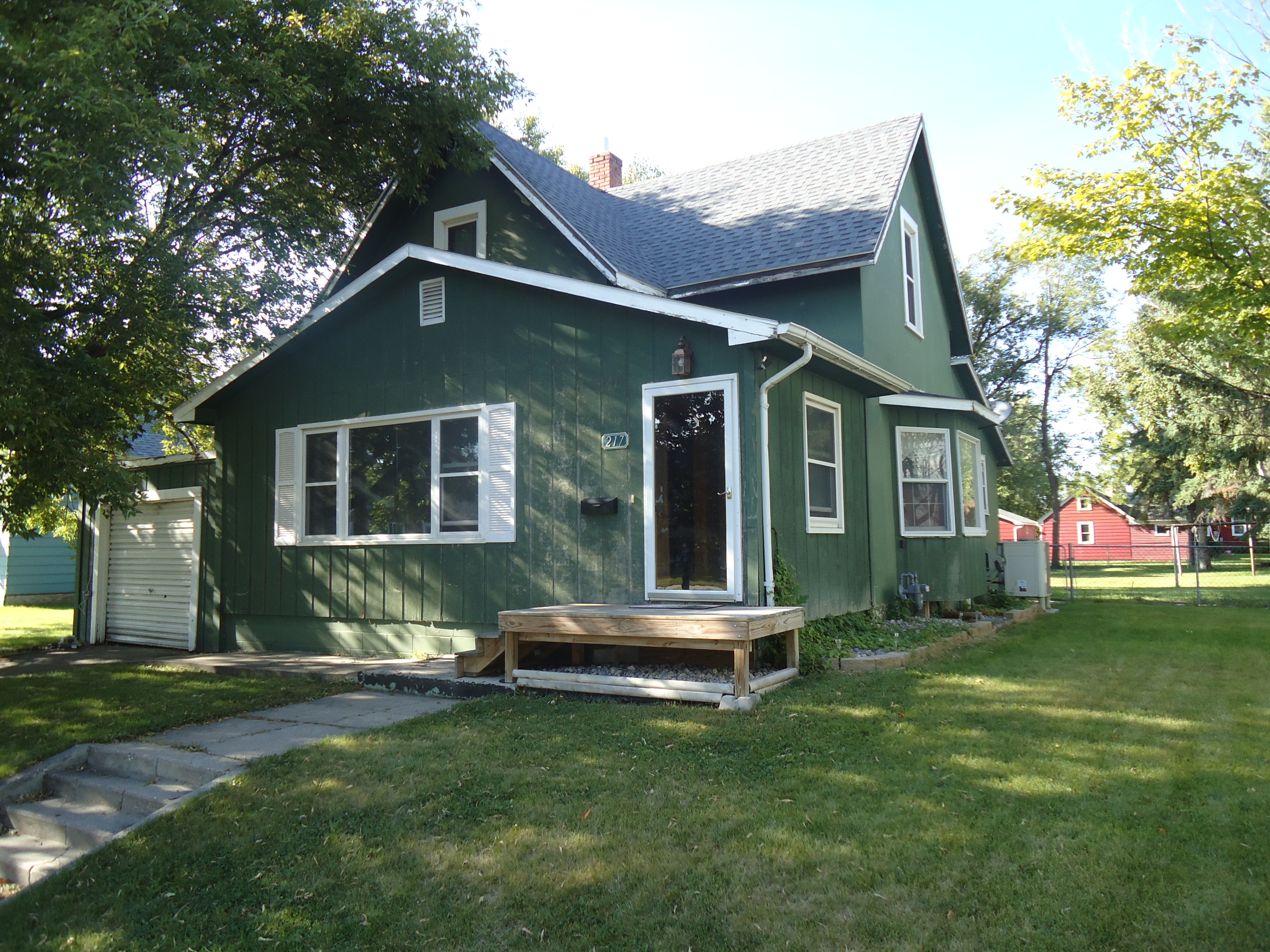 217 1st Ave. N., Crookston, Minnesota 56716