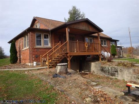 2887 Pleasant Ridge Road, French Creek, West Virginia 26218