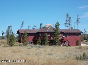 1215 Co Rd 541, Tabernash, Colorado 80478