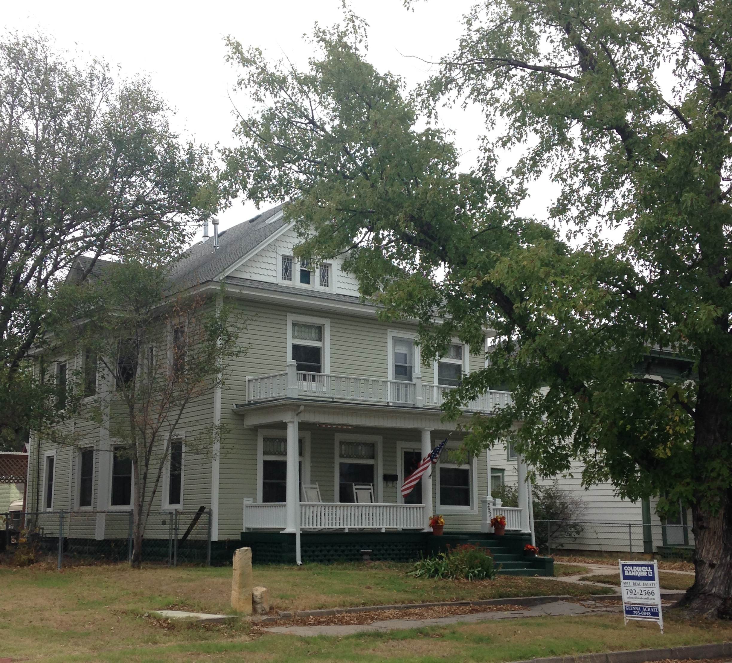 2526 Forest Ave., Great Bend, Kansas 67530