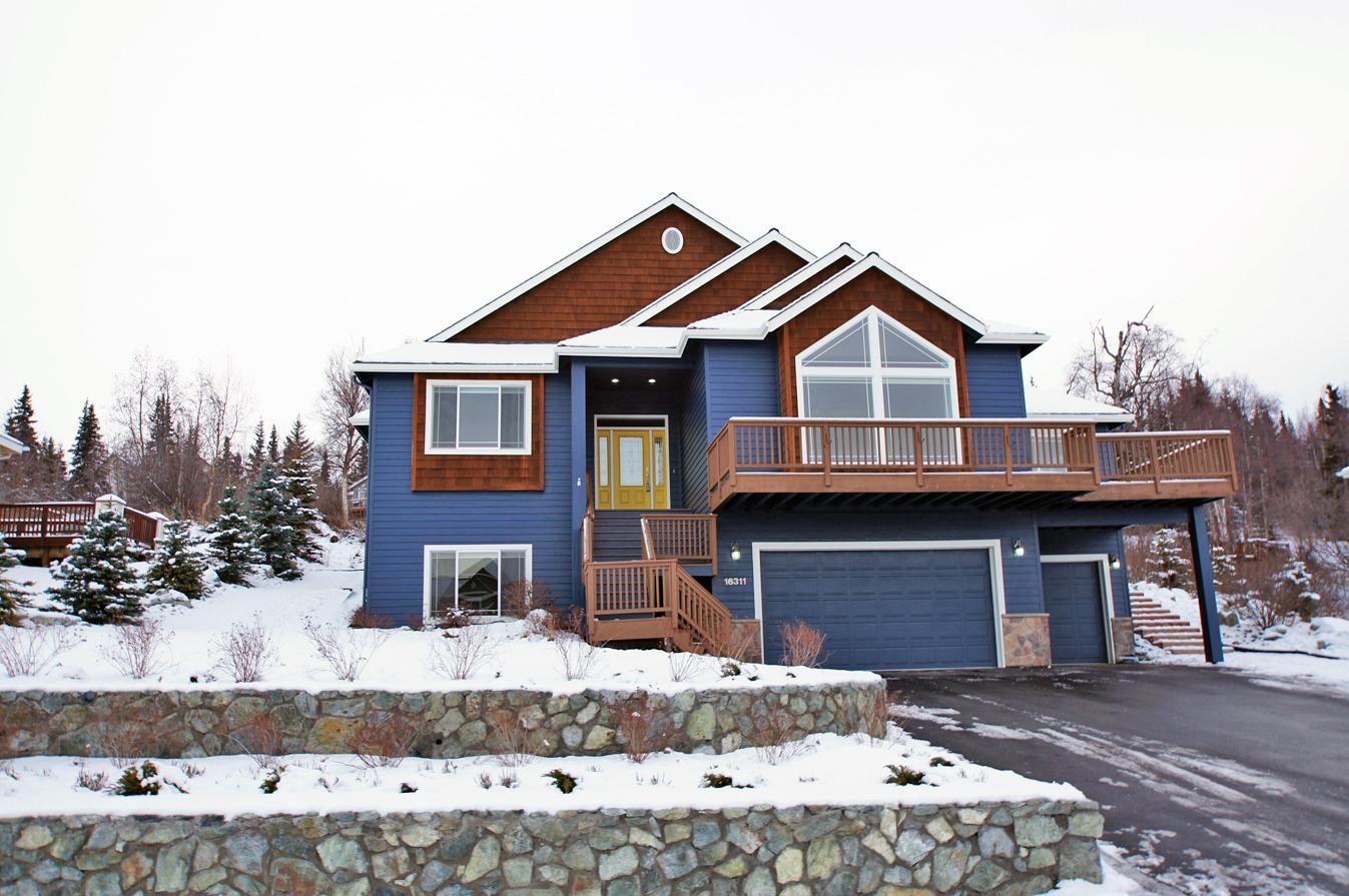 16311 Essex Park Drive, Anchorage, Alaska 99516