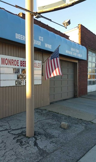 1135 W. FRONT, Monroe, Michigan 48161