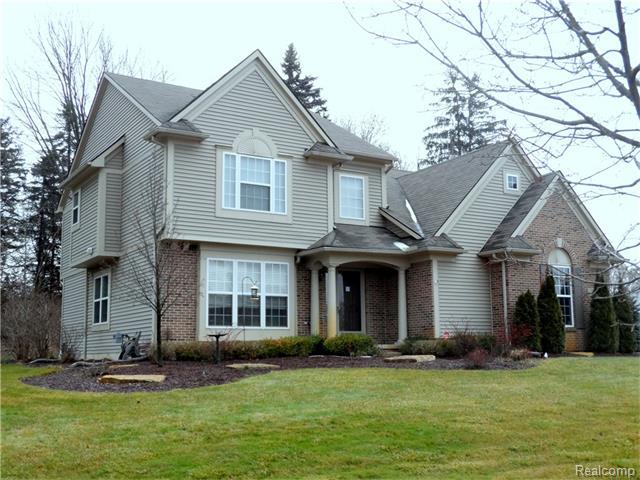 1289 Woodland Spring, Howell, Michigan 48843