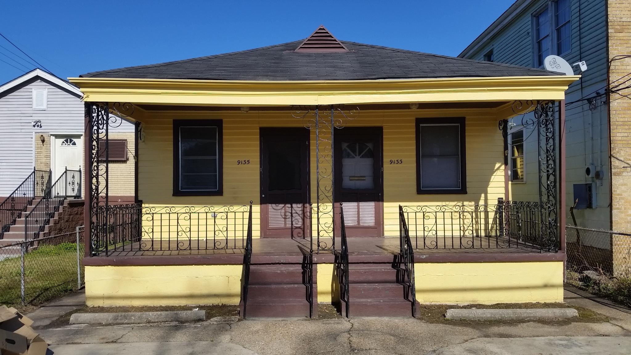 9133 Fig Street, New Orleans, Louisiana 70118