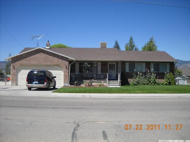 750 South 100 East, Ephraim, Utah 84627