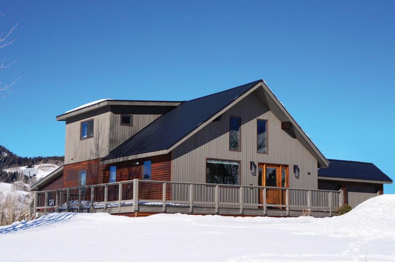 14 Whetstone Road, Mt. Crested Butte, Colorado 81225