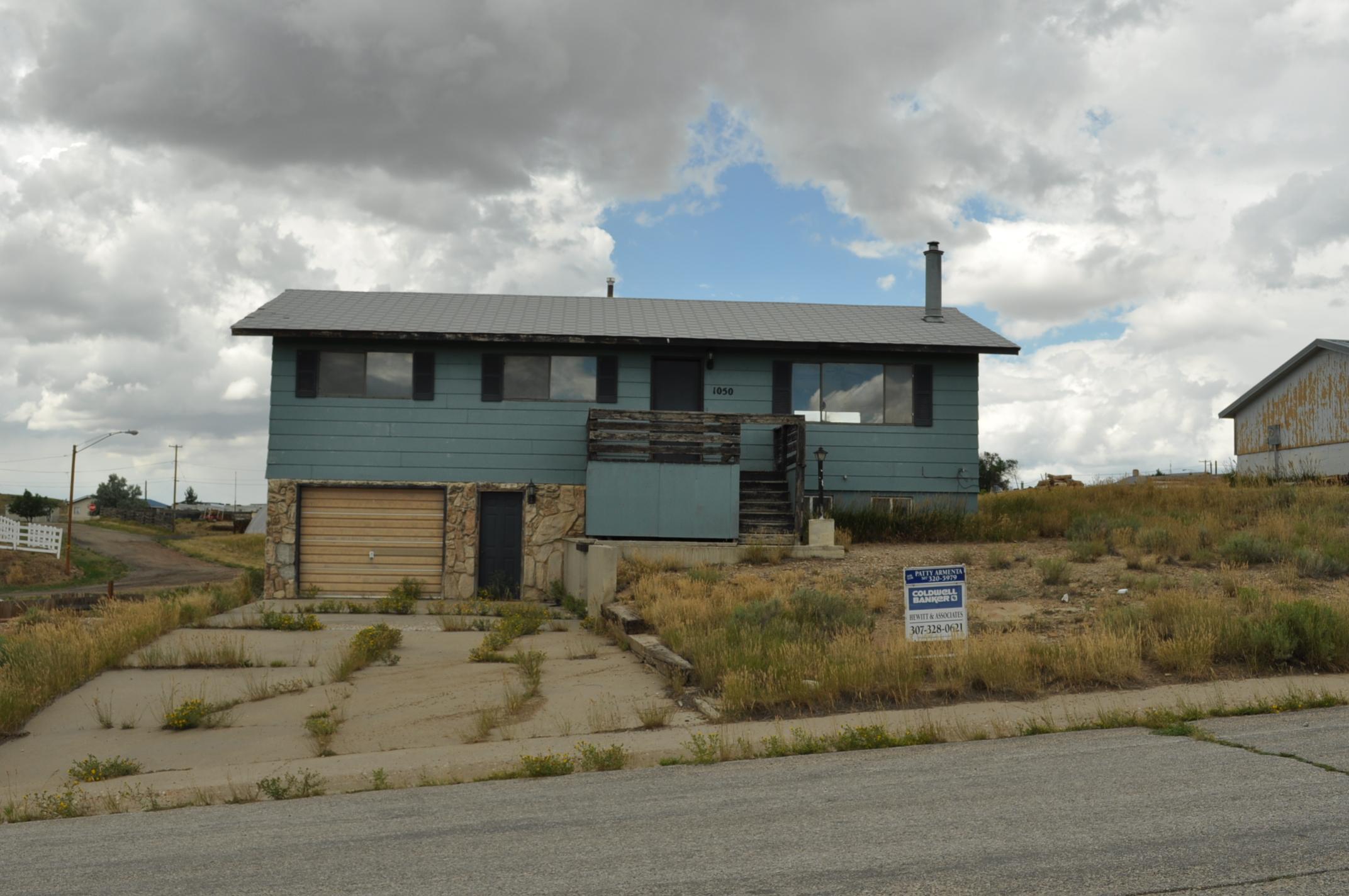 1050 Jade, Hanna, Wyoming 82327