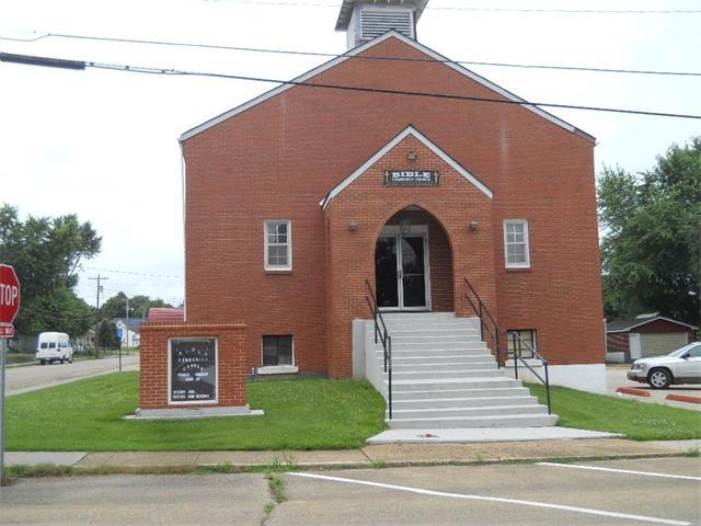 217 E. College, Fredericktown, Missouri 63645