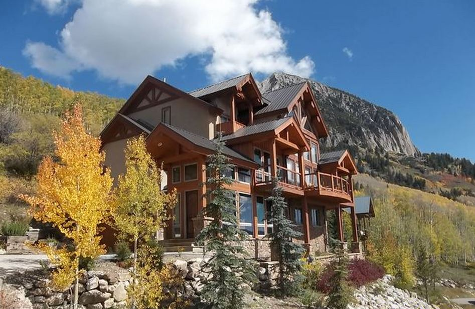3 Forest Lane, Mt. Crested Butte, Colorado 81225