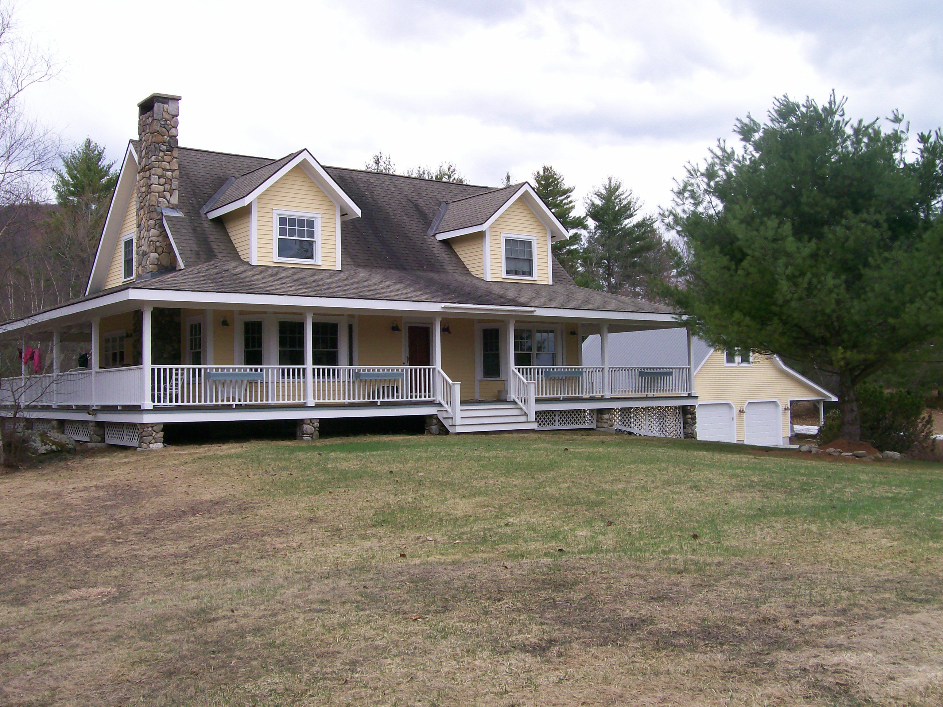 810 Green Mountain Road, Ossipee, New Hampshire 03882