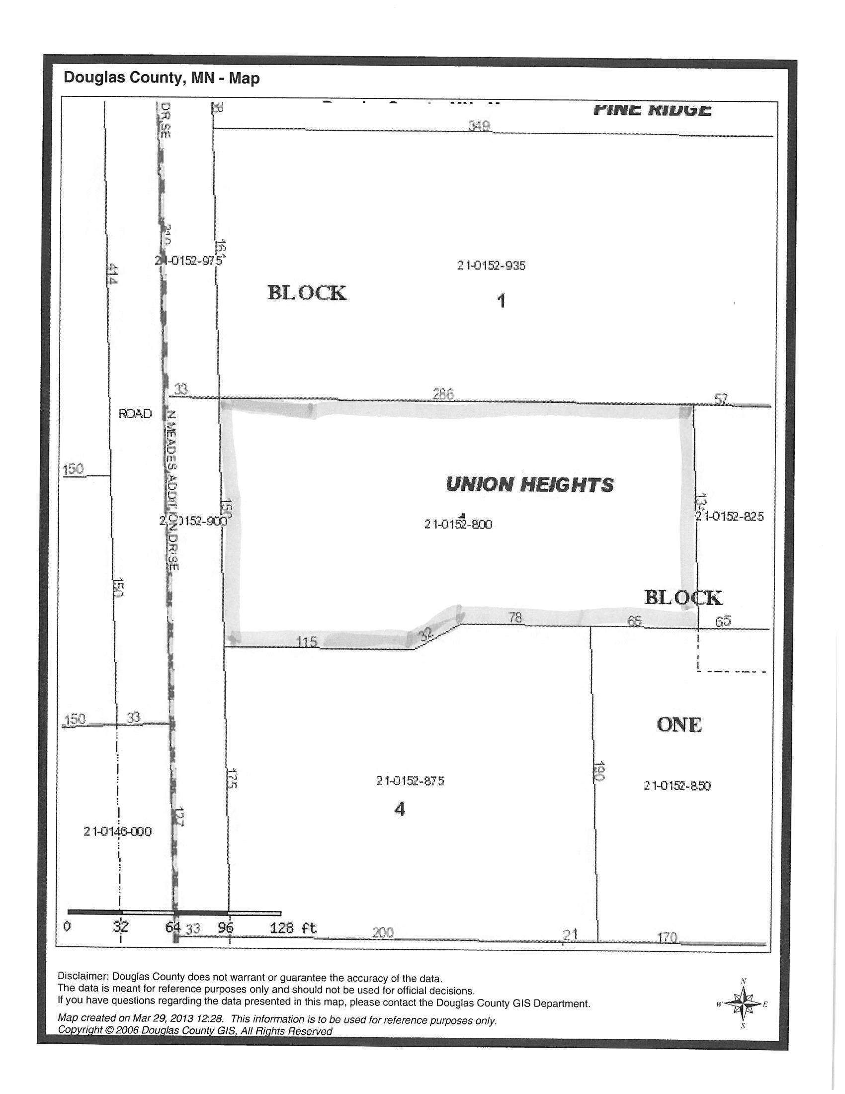 N Meades Addition Dr SE, Alexandria, Minnesota 56308