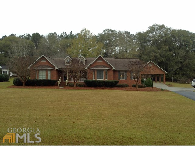 219 Golf Club Dr, Metter, Georgia 30439
