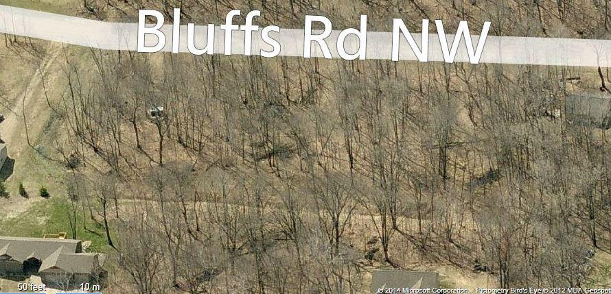 Bluffs Road NW, Alexandria, Minnesota 56308