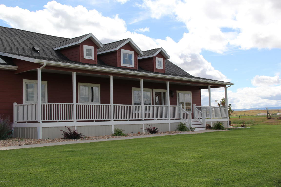 41 Red Bluffs Rd. , Beulah, Wyoming 82729