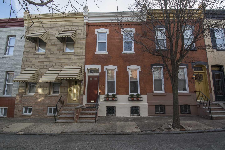 837 N. Ringgold Street, Philadelphia, Pennsylvania 19130