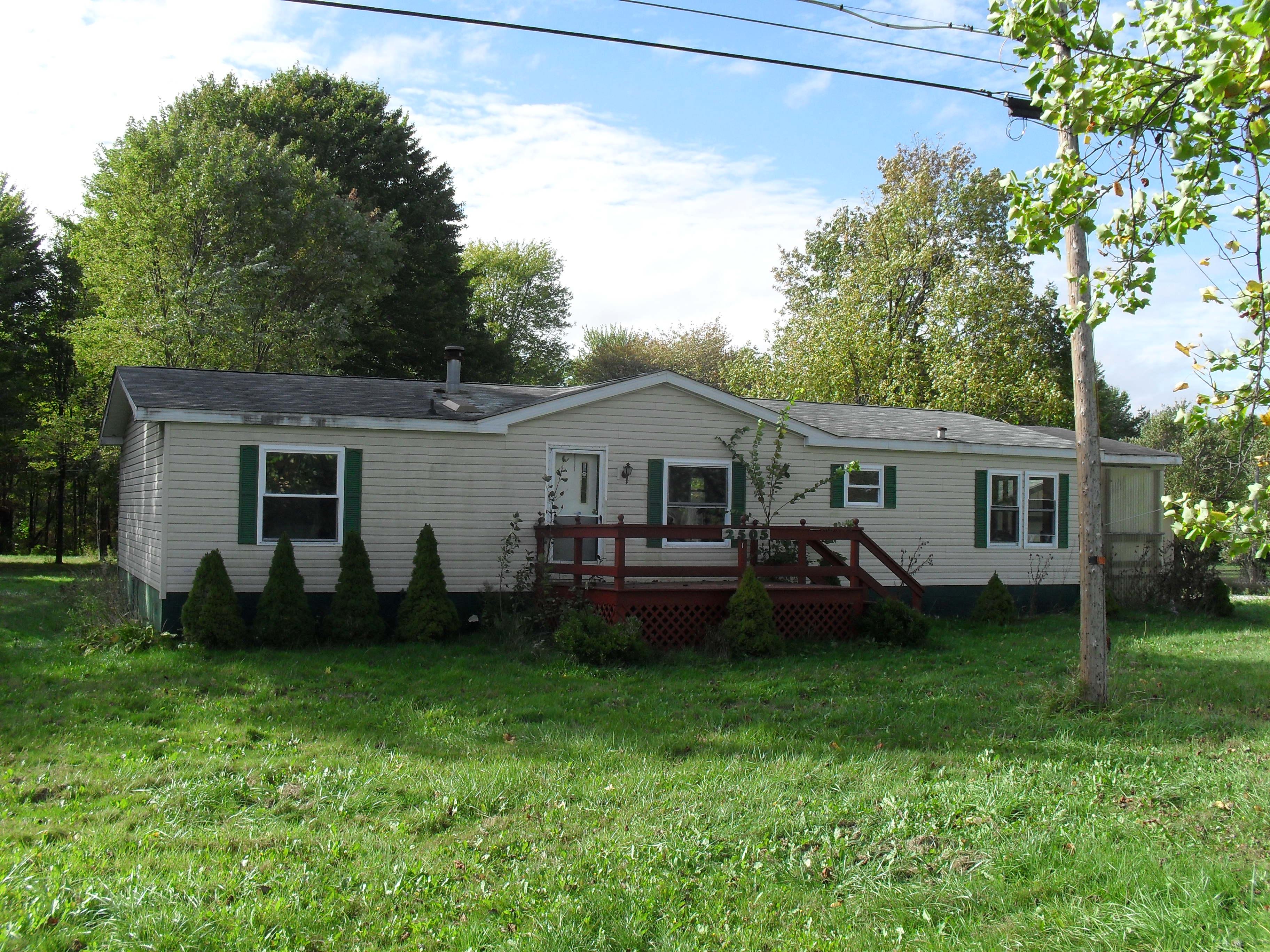2505 Leach Road, Espyville, Pennsylvania 16424