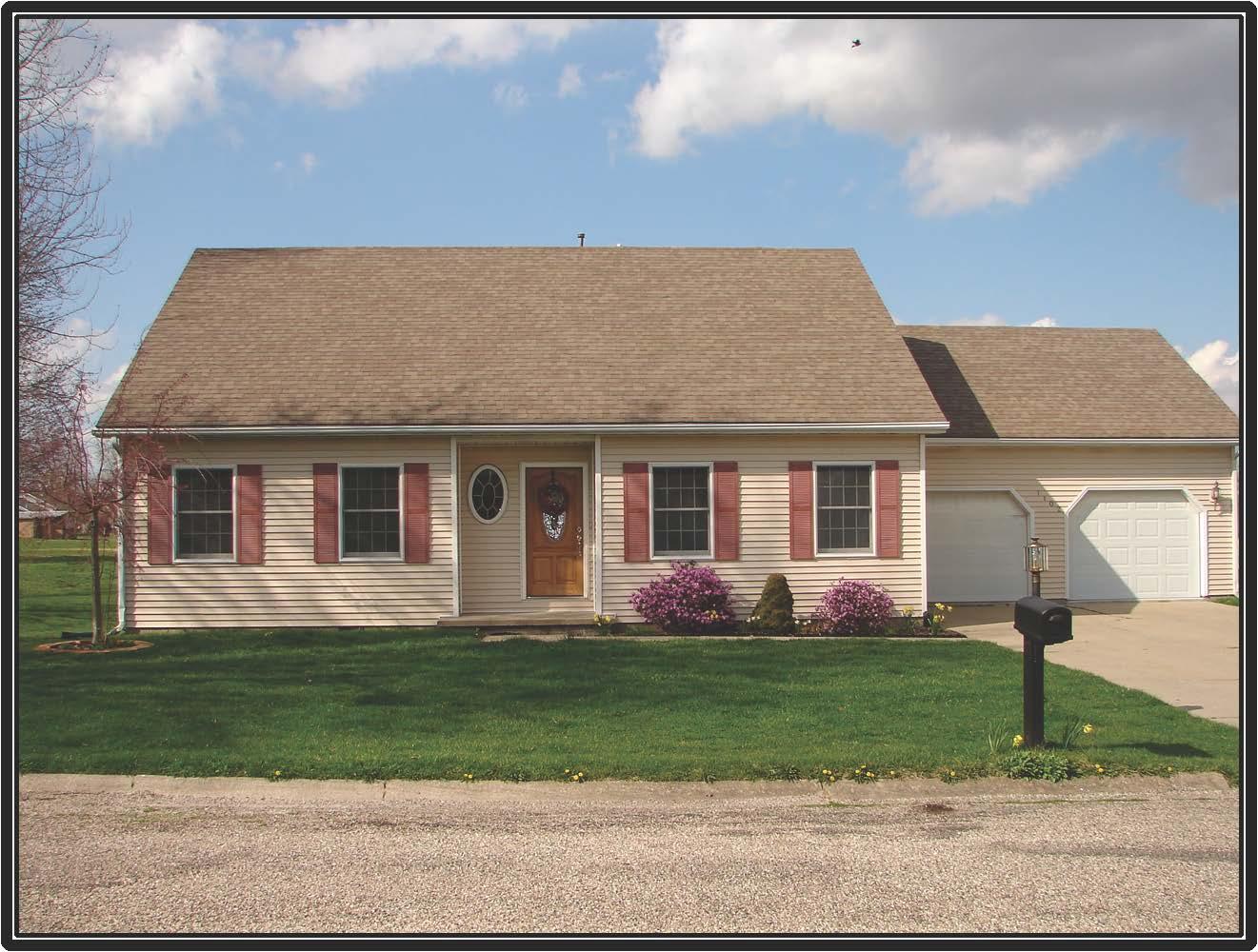 1102 Autumn Lane, Marshall, Illinois 62441