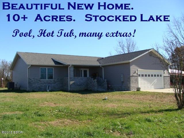 16580 Old Frankfort Rd, Johnston City, Illinois 62951
