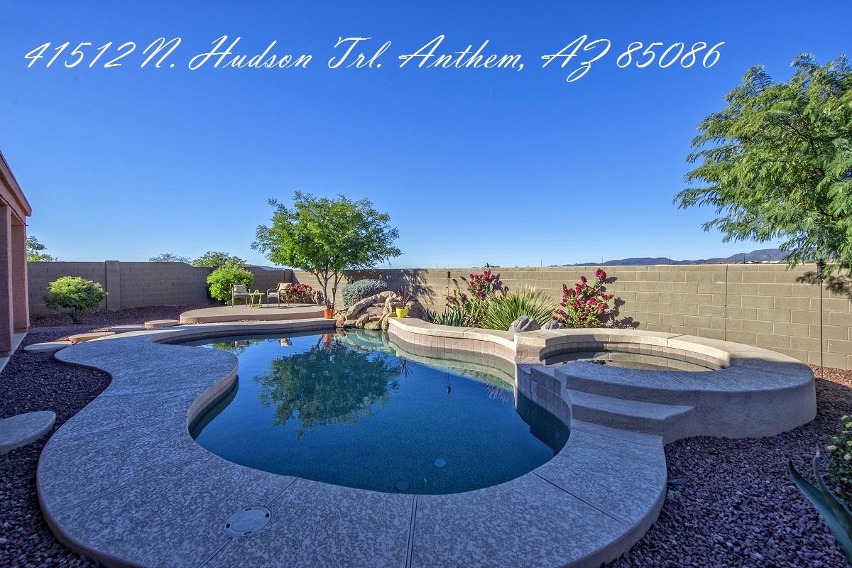 41512 N. Hudson Trl., Anthem, Arizona 85086