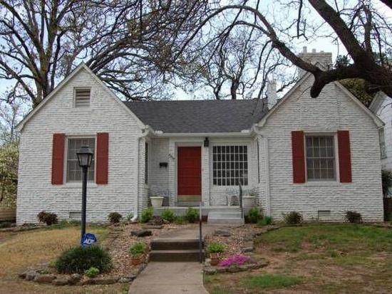 2318 So. P St., Fort Smith, Arkansas 72901