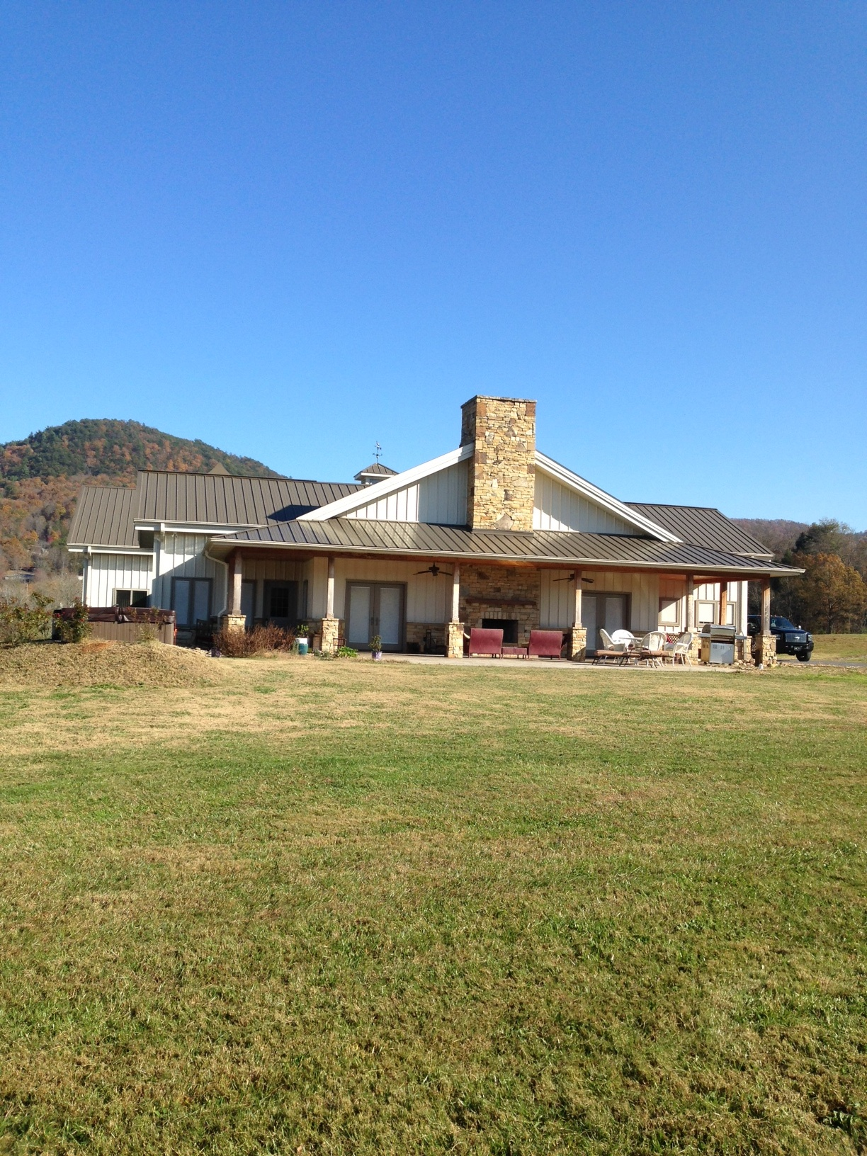 725 Dry Valley Road, Townsend, Tennessee 37882