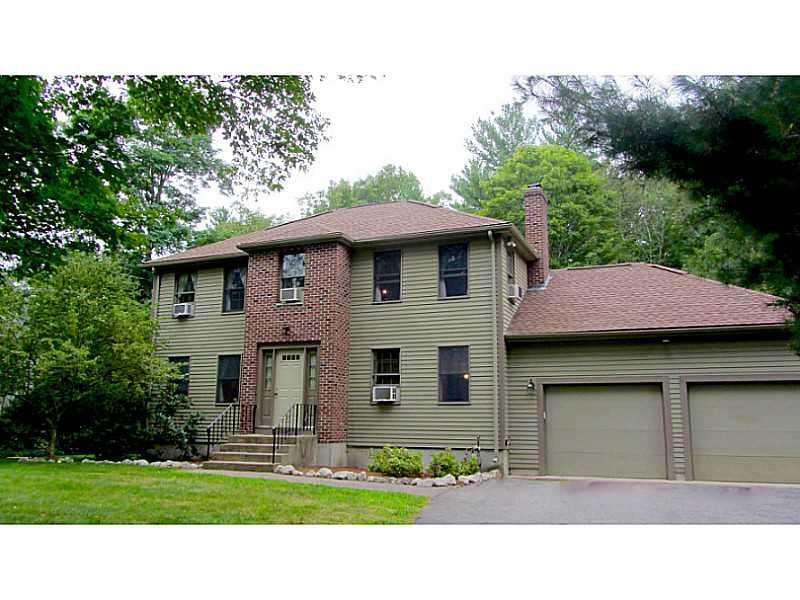 114 Stearns Avenue, Mansfield, Massachusetts 02048