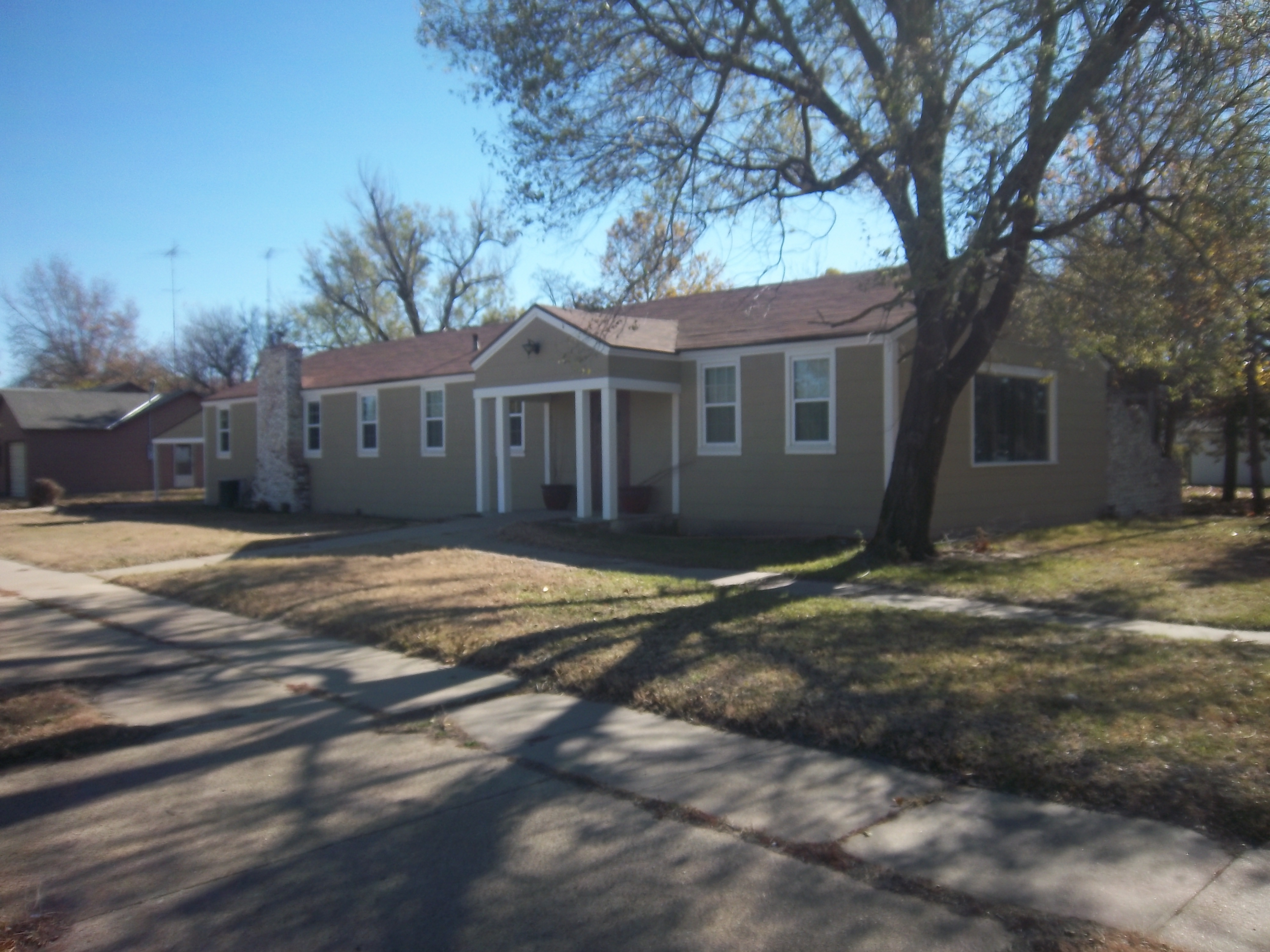 302 E. 4th Street, St. John, Kansas 67576