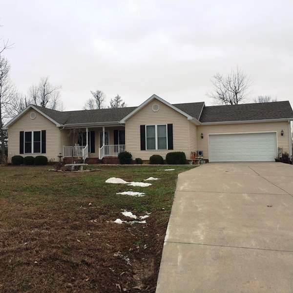 1280 Buntin Schoolhouse Road, Manitou, Kentucky 42436
