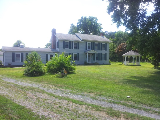 22334 Wonney Rew Road, Parksley, Virginia 23421