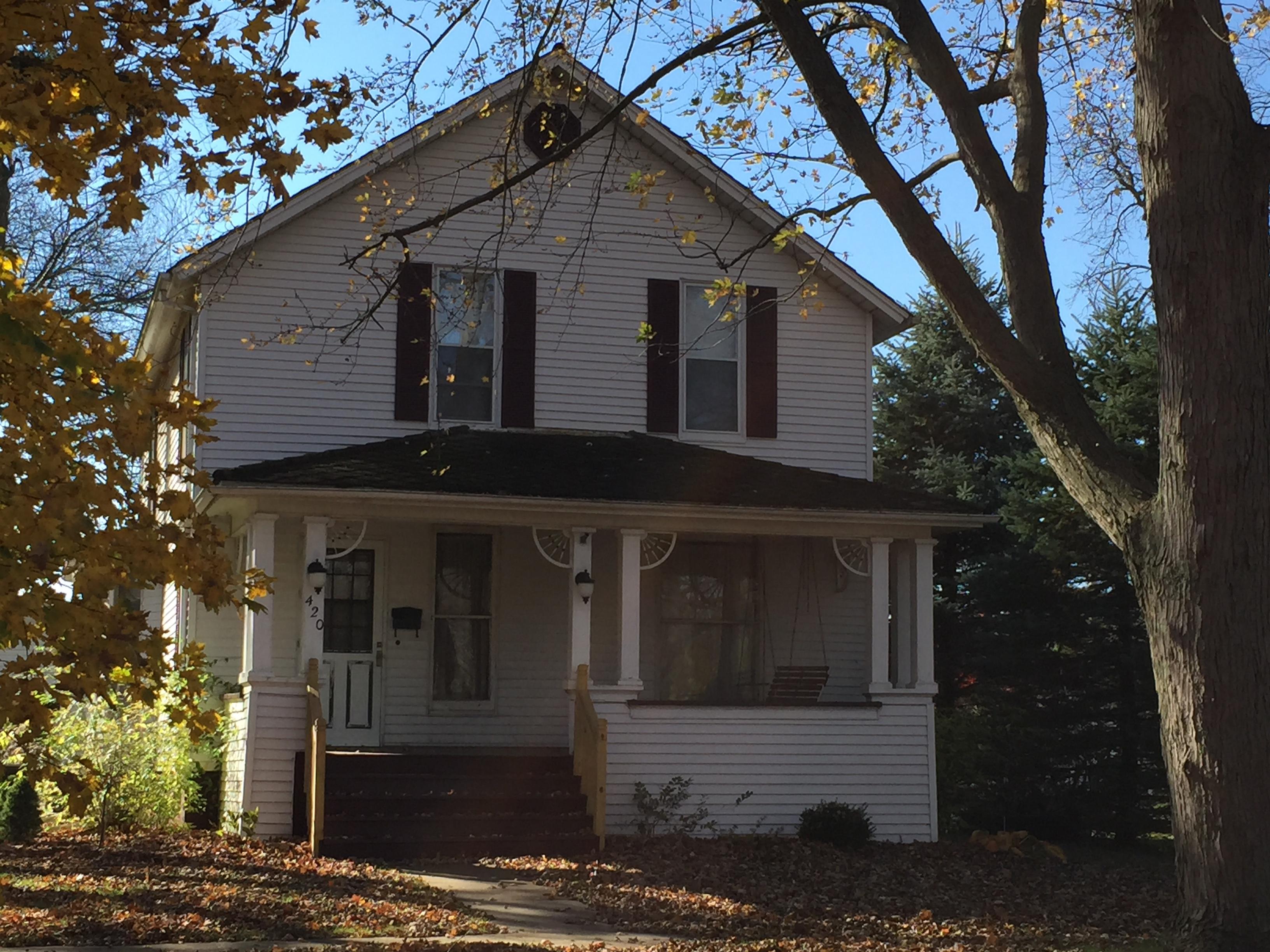 420 W Center, Paxton, Illinois 60957