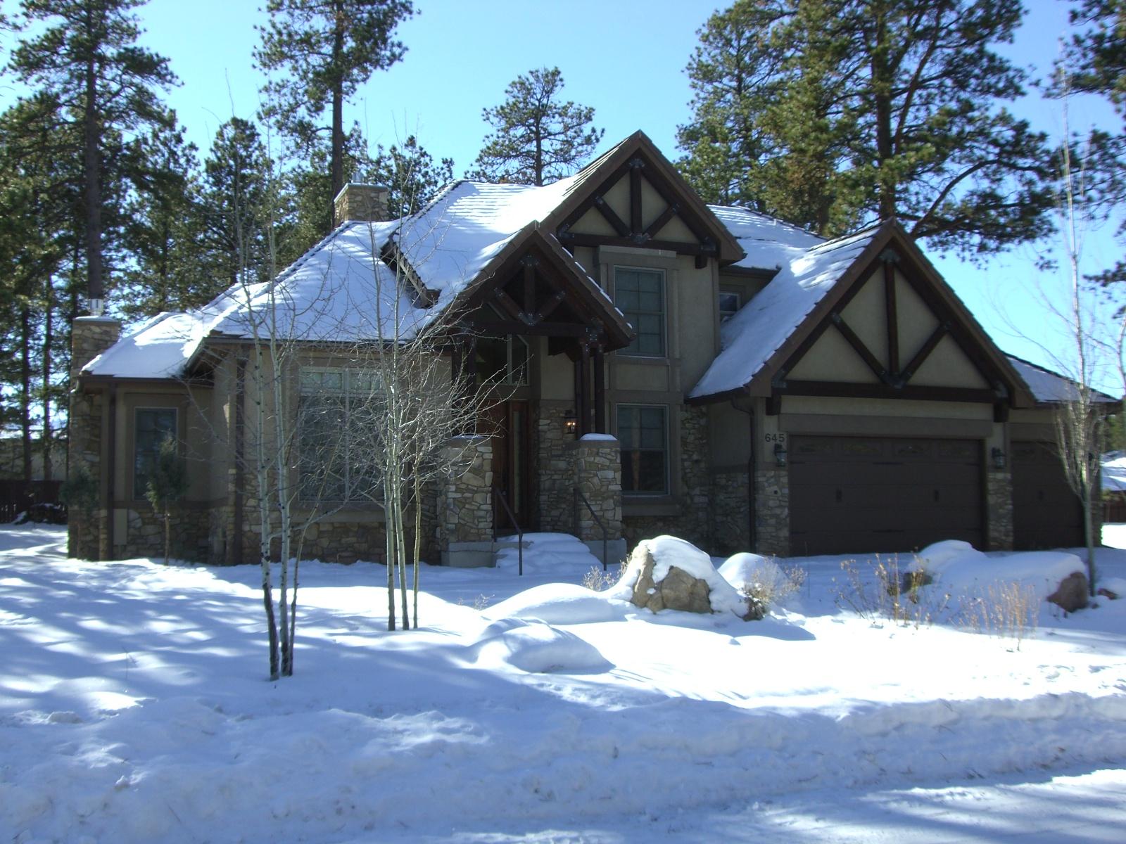 645 Meadowlark Ln., Woodland Park, Colorado 80863
