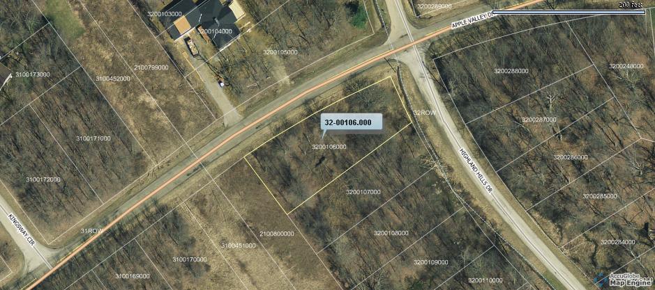 LOT # 106 Highland Hills, Howard, Ohio 43028