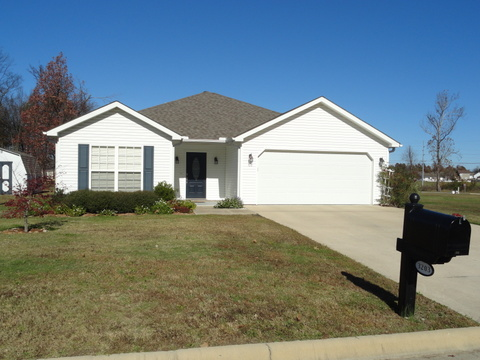 3203 HIDDEN TRACE, Paragould, Arkansas 72450