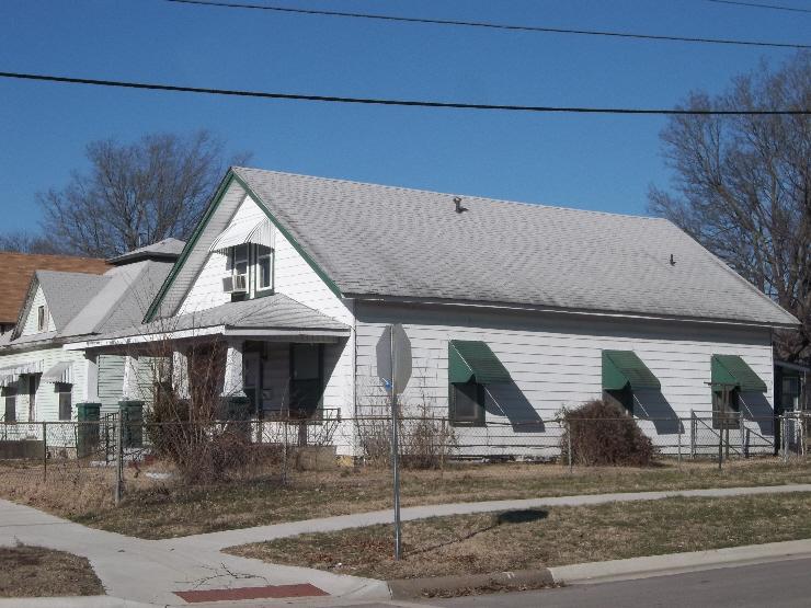 16 East 4th, Coffeyville, Kansas 67337